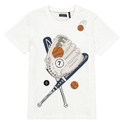 9319a181f1311 T-shirt manches courtes 4-14 ans T-shirt manches courtes 4-