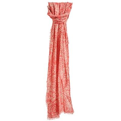 Foulard en laine tissee en solde   La Redoute 25ca4369b67