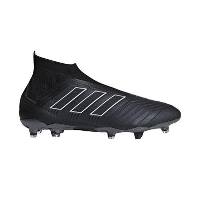 pretty nice 16dbb 242f3 Chaussures football adidas Predator 18+ FG Noir Chaussures football adidas  Predator 18+ FG Noir
