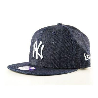 e572ceecb9a3 Casquette Enfant New Era NY Yankees Denim Bleu Youth Snapback 9Fifty NEW  ERA CAP