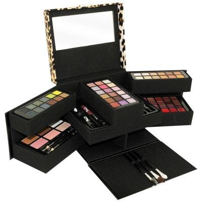 479009c11c1783 Coffret cadeau coffret maquillage mallette de maquillage premium Luxe -  87pcs Coffret cadeau coffret maquillage mallette. GLOSS