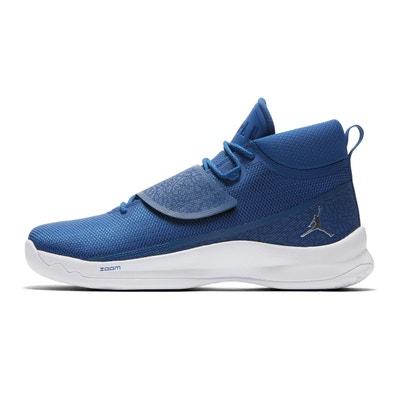 super popular 8e70f 31c6e Chaussures basketball Nike Jordan Superfly 5 Bleu JORDAN