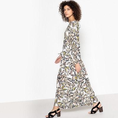 675e7e7de13 Купить бежевое длинное платье по привлекательным ценам – заказать ...