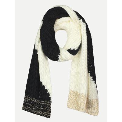 Grande écharpe tricot Grande écharpe tricot BIZZBEE 0140531a3e6