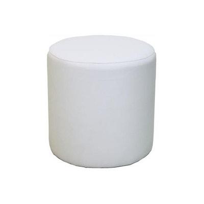 436e4570aef369 Pouf Rond Blanc STOOL Pouf Rond Blanc STOOL DECLIKDECO. DECLIKDECO. Pouf  Rond Blanc STOOL. 15,00 €. Coffre Pouf Pliable Blanc Impression Cuir YSSE  ...