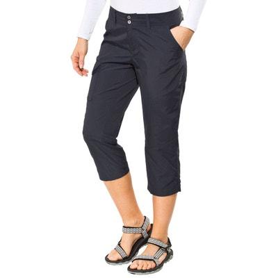 35588d2270cb Silver Ridge - Shorts Femme - bleu COLUMBIA