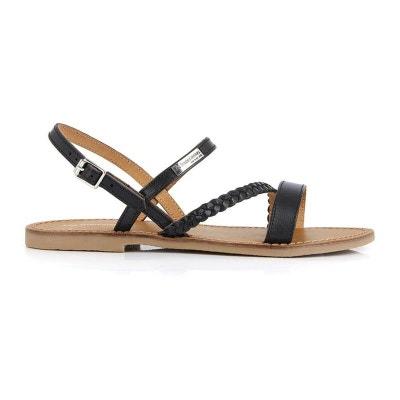 0ebfef390ba33c sandales / nu-pieds cuir LES TROPEZIENNES PAR M BELARBI