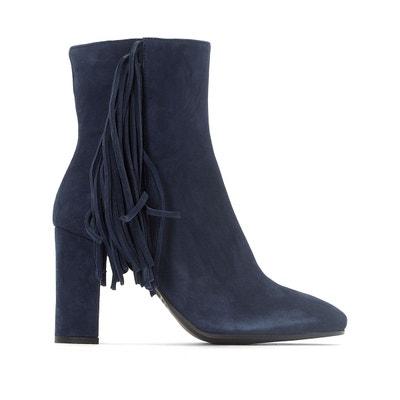 3195f14eb83 Boots velours Vracaf JONAK. «