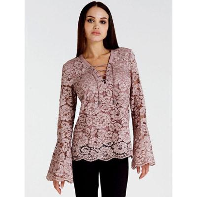 Vêtement femme Guess en solde   La Redoute 757a46f6347