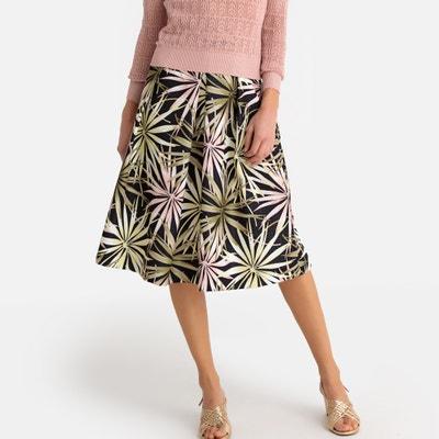 9d3295ea84 Floral Print Full Skirt Floral Print Full Skirt ANNE WEYBURN