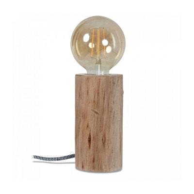 Lampe De Chevet Bois La Redoute