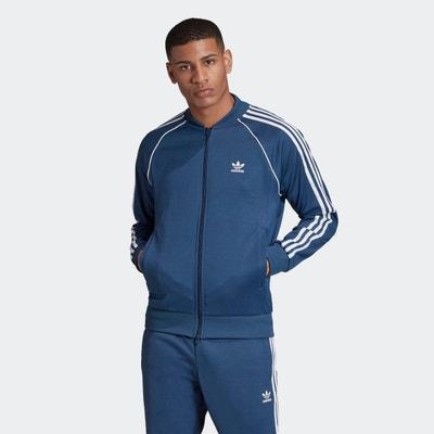 Veste de survêtement sst blanc Adidas Originals | La Redoute