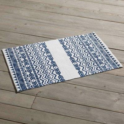 tapis bleu marine la redoute. Black Bedroom Furniture Sets. Home Design Ideas