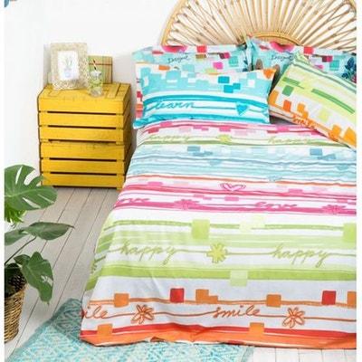 parure linge de lit adulte la redoute. Black Bedroom Furniture Sets. Home Design Ideas
