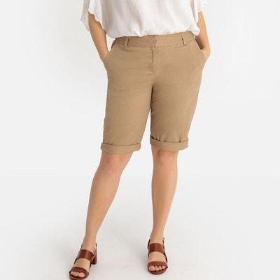 a46276857ce Short femme bermuda femme grande taille - Castaluna