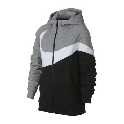 8074edd5fcf1 Sweat de sport zippé à capuche 6 - 16 ans Sweat de sport zippé à capuche.  NIKE