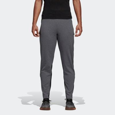 adidas jogging gris femme
