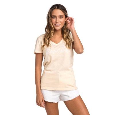 T-shirt col V Rocky T-shirt col V Rocky RIP CURL 1628b4b9237