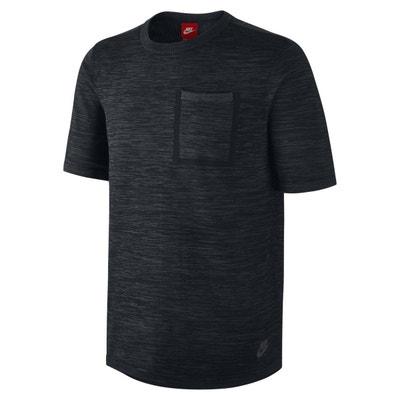 e6110eef45 Tee-shirt Nike Tech Knit Pocket - 729397-010 Tee-shirt Nike Tech