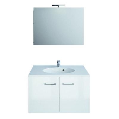 Armoires et colonnes de salle de bain en solde ALLIBERT | La ...