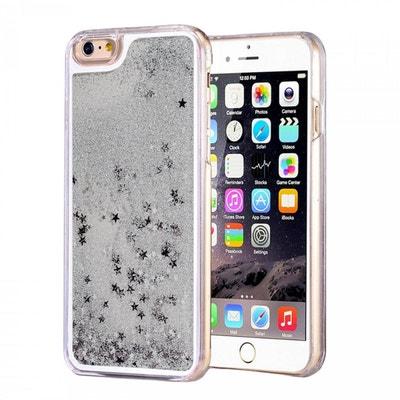coque iphone 4 silicone paillette
