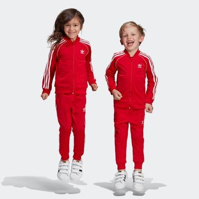 Permitirse Bonito por otra parte,  Jogging adidas rouge   La Redoute