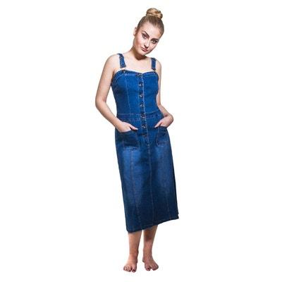 baa1a16b72 Robe en jean femme | La Redoute