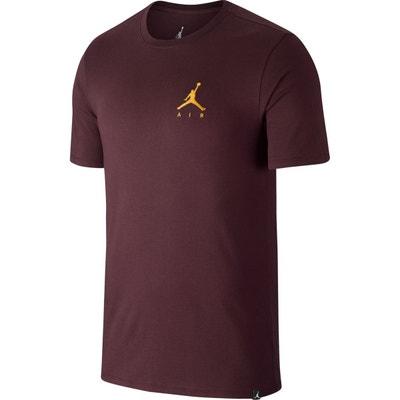 066747b1f6d T-Shirt Jumpman Air Embroidered - AH5296 - T-Shirt Jumpman Air Embroidered.  JORDAN