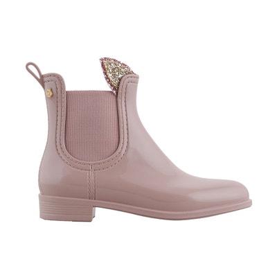 a4b36de2acc89 Boots de pluie Faun LEMON JELLY
