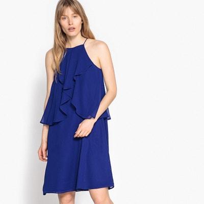 Vestidos color azul electrico para fiesta