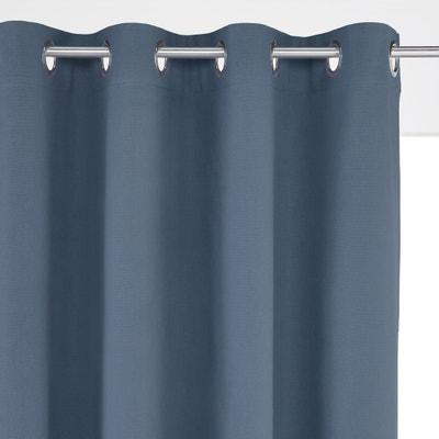 adce2af75a7 Cortina opaca lino algodón con ojales