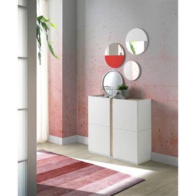 Meuble blanc et bois clair | La Redoute