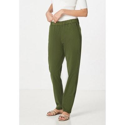 de2c202c10565e Pantalon ceinture elastique | La Redoute