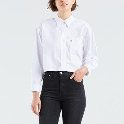 Camisa Crop SELAH SHIRT Camisa Crop SELAH SHIRT LEVI S 80e0abd2196