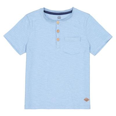 0531f075617f7 T-shirt manches courtes 3-12 ans T-shirt manches courtes 3-