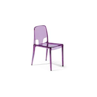 ed72647741960 Chaise transparente design Margot INFINITI