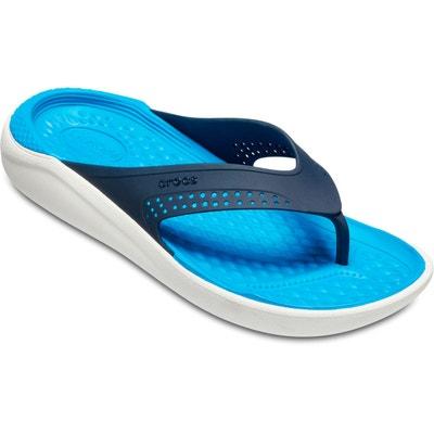 701e11e3dfc LiteRide - Sandales - bleu blanc CROCS
