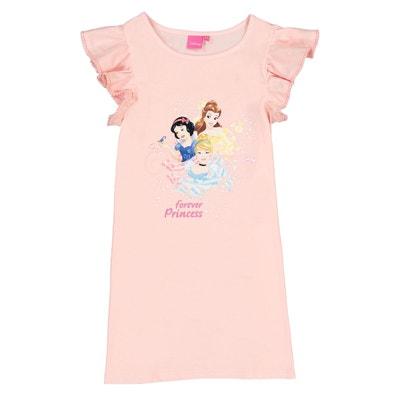 Disney T-shirt Belle Princesse 3 4 5 6 Ans La Belle Et La Bête Rose Neuf Other