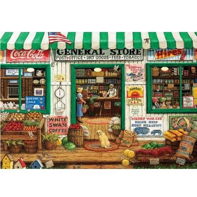 Puzzle 1000 pièces   General Store MASTERPIECES fe7e60461824