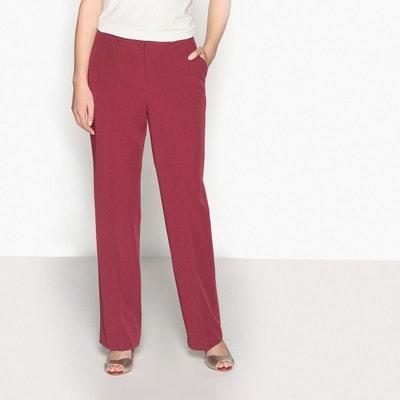 Pantalon ville large, polyviscose élasthanne Pantalon ville large,  polyviscose élasthanne ANNE WEYBURN bce0df5630f