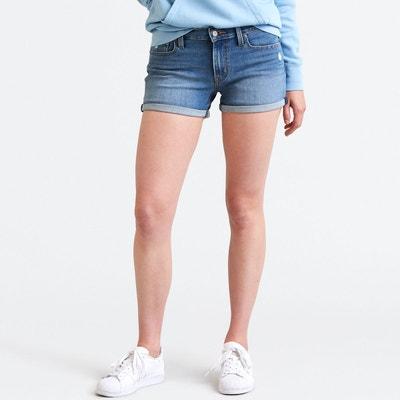 Short jean taille haute MID LENGTH SHORT UPDATE Short jean taille haute MID  LENGTH SHORT UPDATE fa7c6795f16
