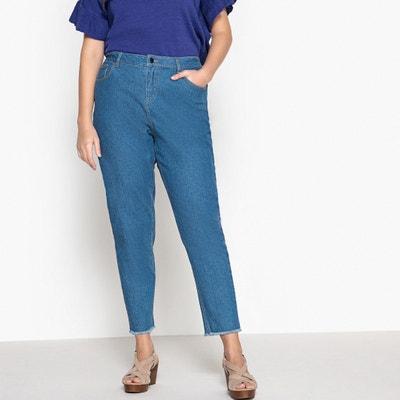 4bdad705be46 Jeans MOM de cintura subida Jeans MOM de cintura subida LA REDOUTE  COLLECTIONS PLUS