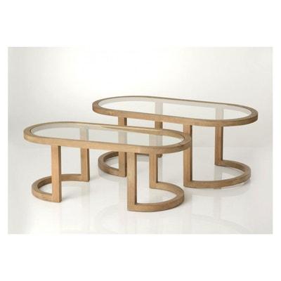 Table Basse Forme Ovale La Redoute