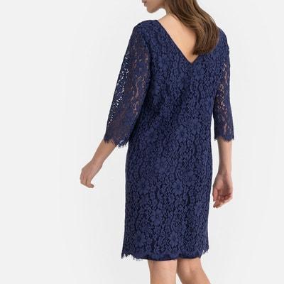 5b39c273d63f Robe bleu femme