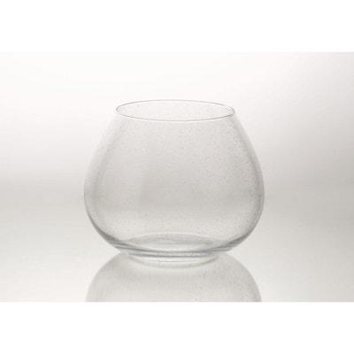 Table Passion lot de 6 Verre /à pied perla bulle ambre 28 cl