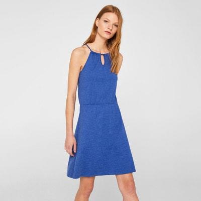 Vestidos de fiesta cortos azul electrico
