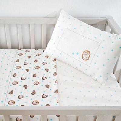 Drap bébé - Linge de lit bébé   La Redoute