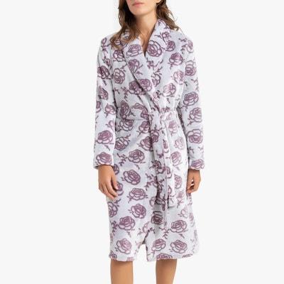 Robe De Chambre Femme Luxe La Redoute