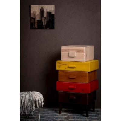chiffonnier en solde la redoute. Black Bedroom Furniture Sets. Home Design Ideas