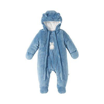 e79dadb21f3da Bornino Combinaison en peluche tenues de neige bébé BORNINO